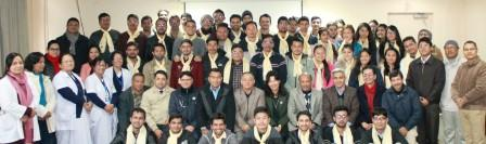 Third Batch of MBBS Graduates