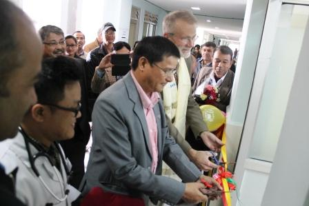 Clinical Skill Lab Inauguration
