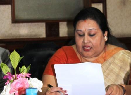 VC Prof. Dr. Sangita Bhandary