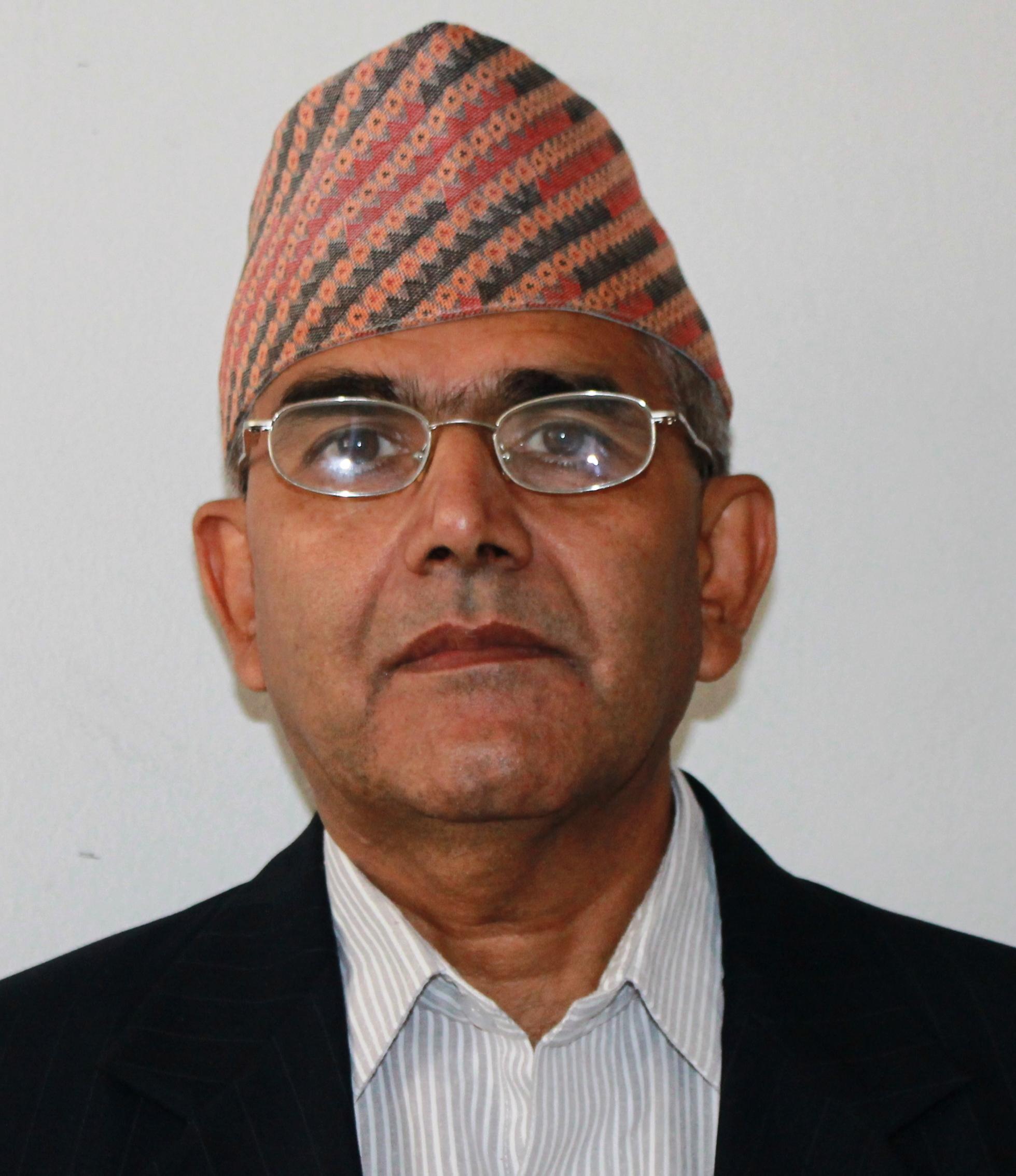 Dr. Baral PP