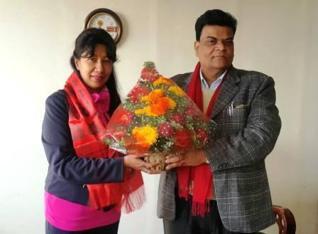 Appointment of Dean- Dr. Shrijana Shrestha(2nd term).wp1