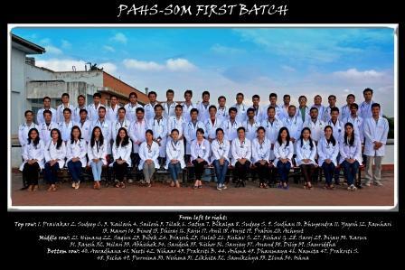 FIRST Batch - Group Photo