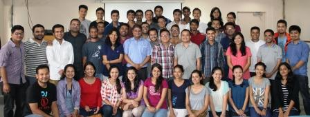 MBBS passed out first batch