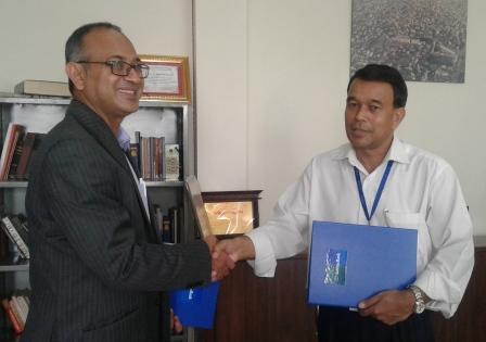 MoU with Sanima Bank.wp