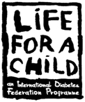 Lige for a child - Logo copy