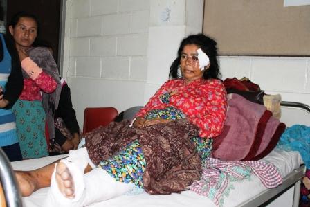 Tara Maharjan, 50 years, Khokhana, Lalitpur